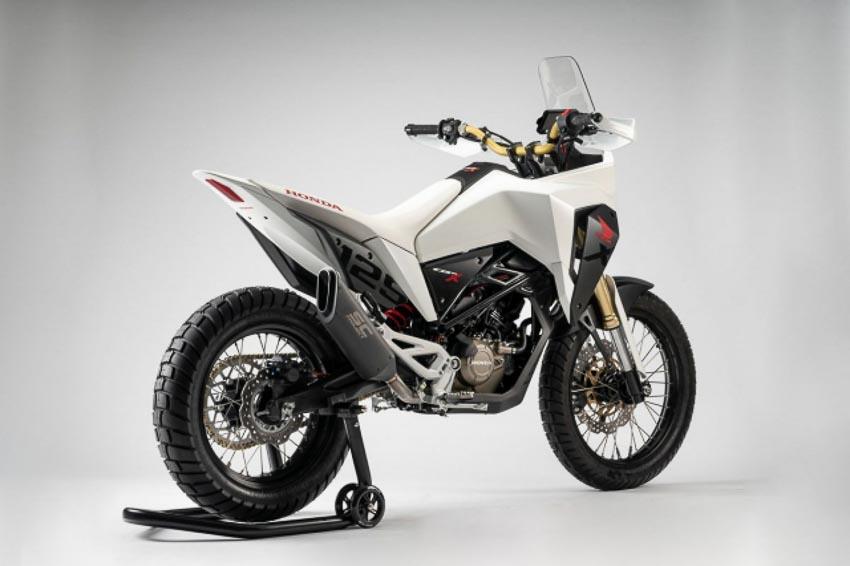 Honda CB125X Concept 4