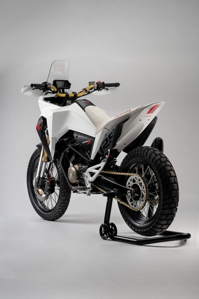 Honda CB125X Concept 5