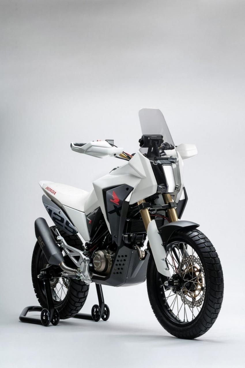 Honda CB125X Concept 6