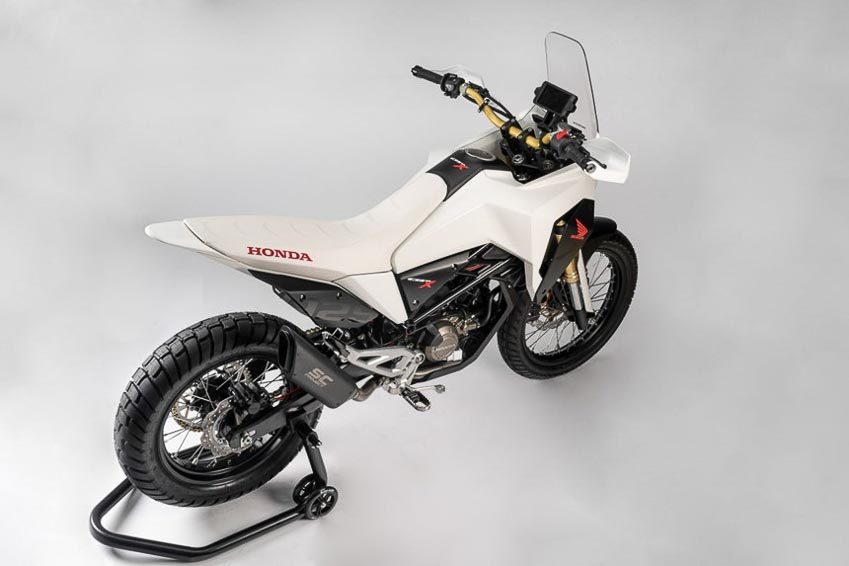 Honda CB125X Concept 7