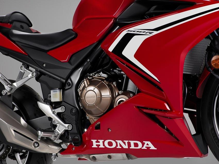 Động cơ xe Honda CBR500R 2019