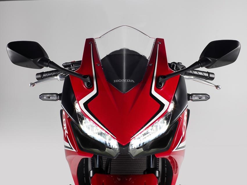 Phần đầu xe Honda CBR500R 2019 1