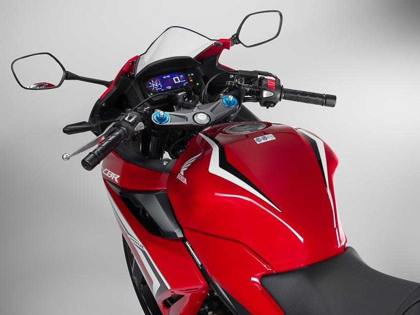 Phần đầu xe Honda CBR500R 2019 3