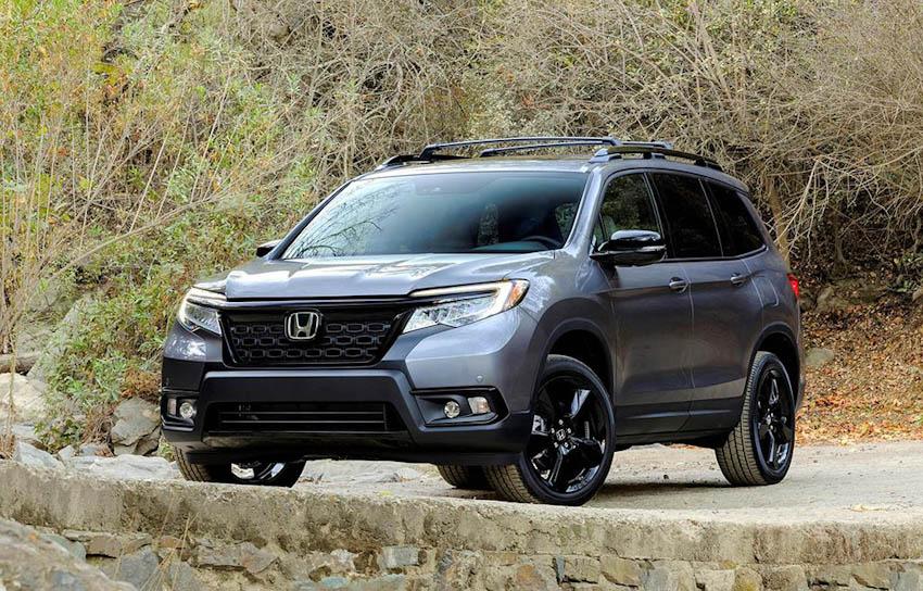 Honda PASSPORT 2019 16