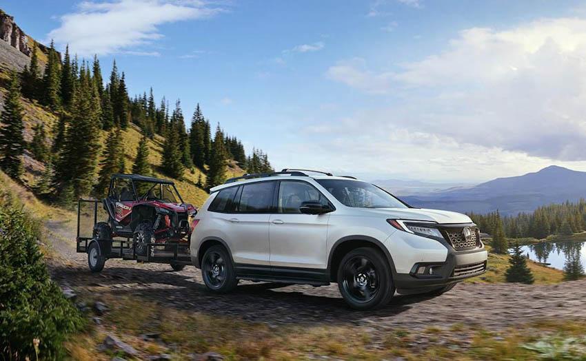 Honda PASSPORT 2019 9