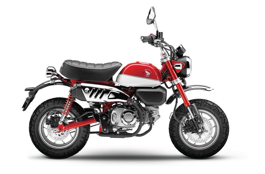Honda Monkey 2018 8