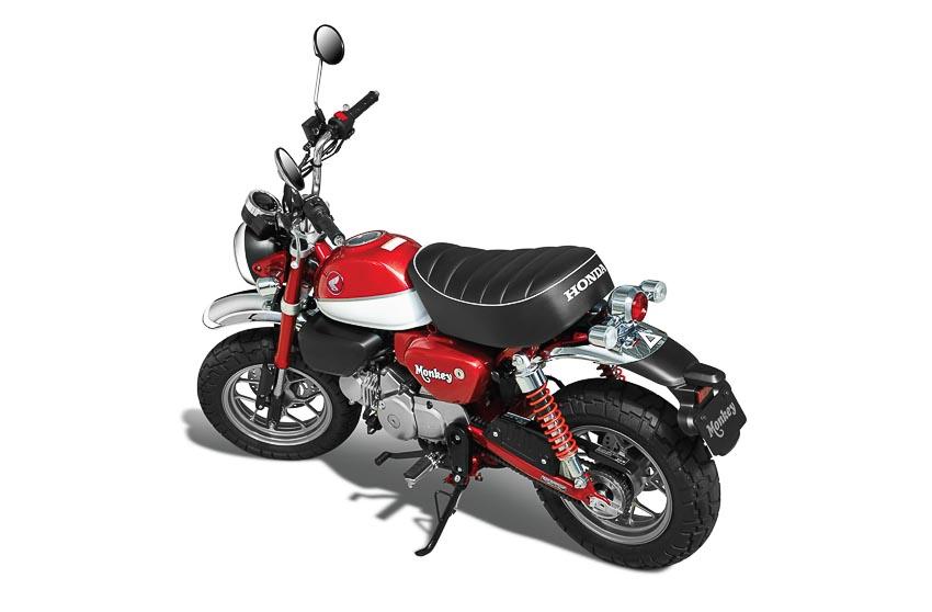 Honda Monkey 2018 10