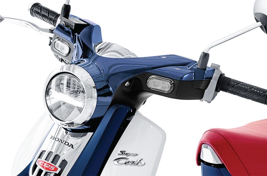 Honda Super Cub C125 6