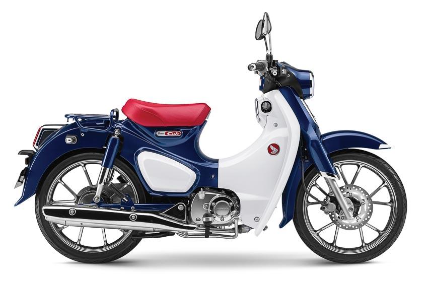 Honda Super Cub C125 8