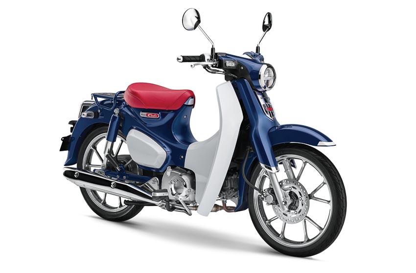 Honda Super Cub C125 9