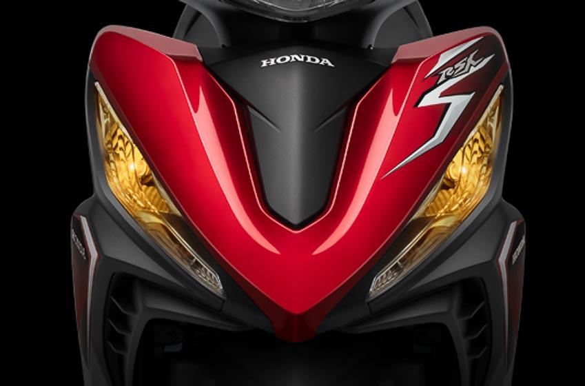 Honda Wave 110 RSX FI phiên bản mới Đen-Đỏ 4
