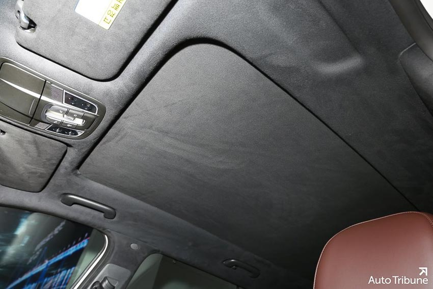 Trần xe Hyundai Santa Fe 2019 phiên bản Inspiration