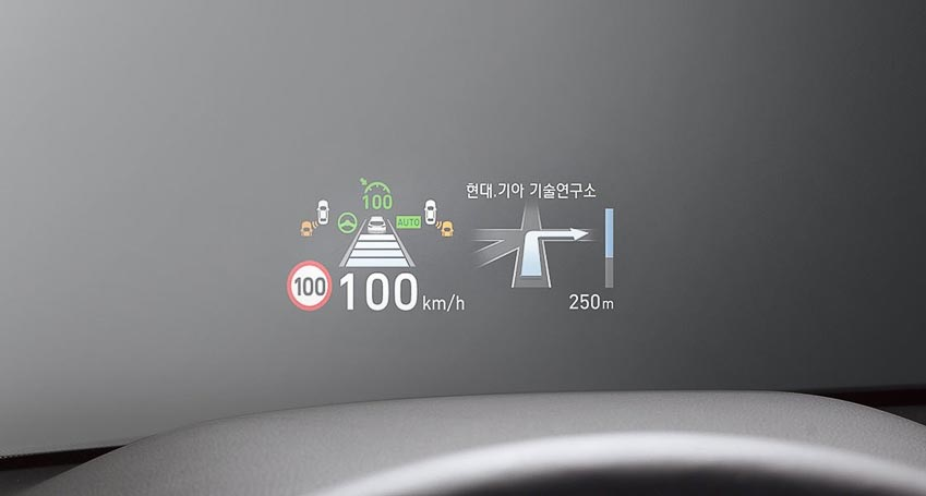 Nội thất Hyundai Santa Fe 2019 phiên bản Inspiration 7