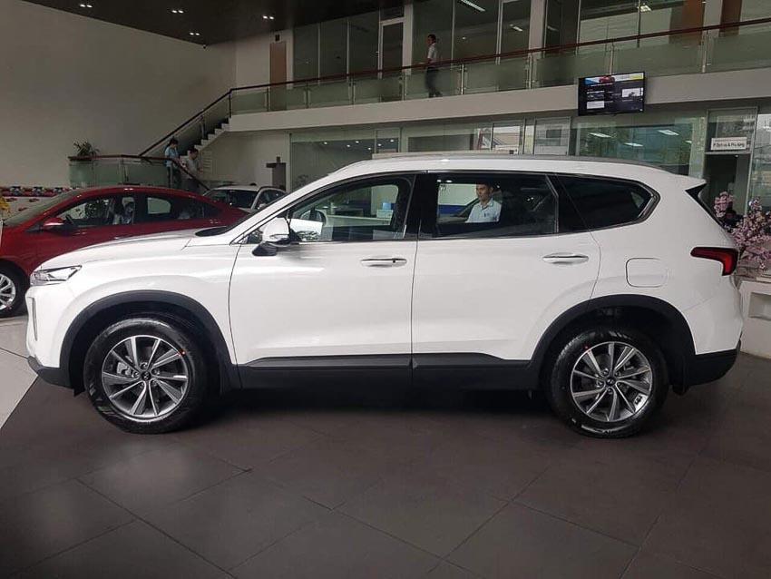 Hyundai SantaFe 2019 bản máy dầu tiêu chuẩn 2
