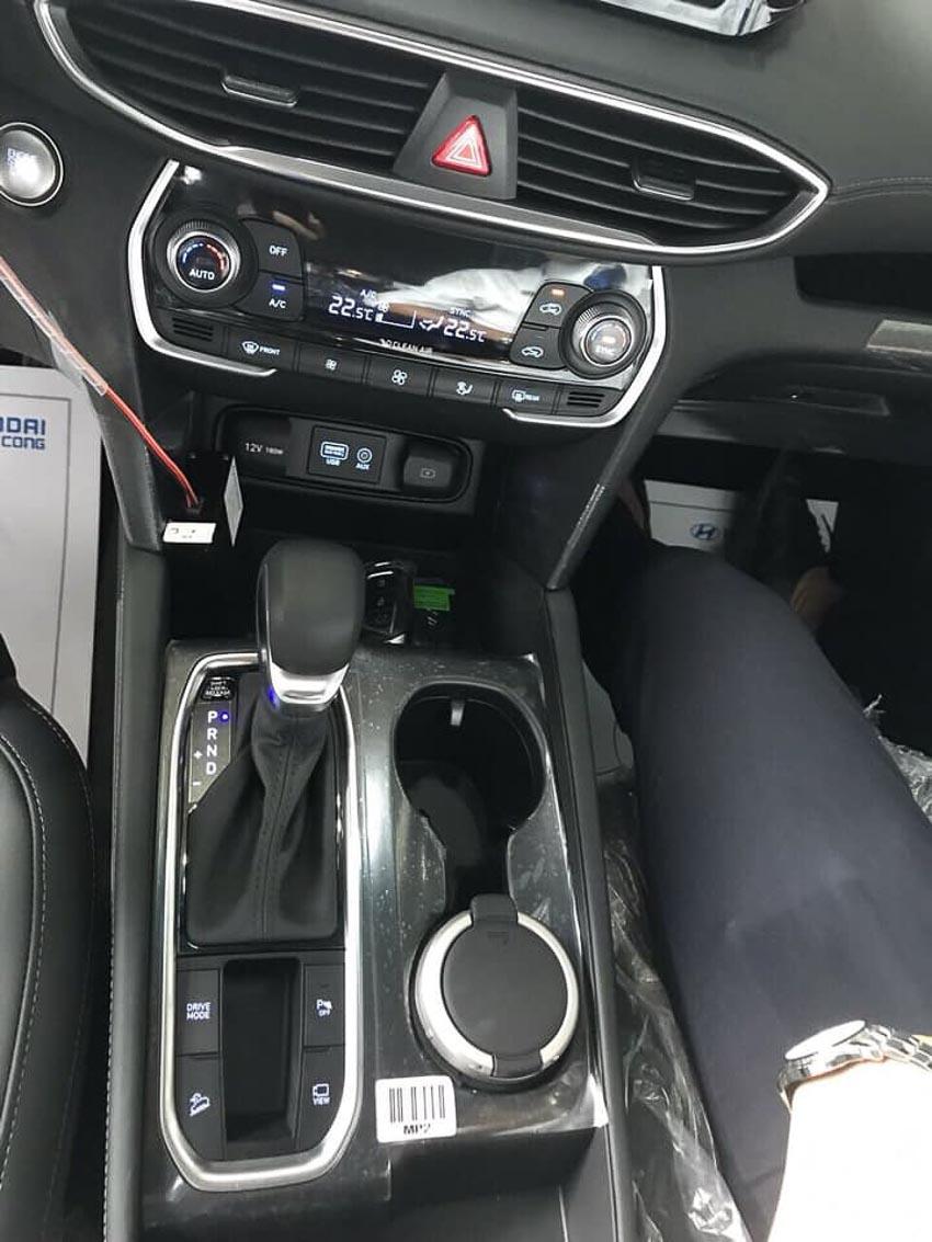 Hyundai SantaFe 2019 bản máy dầu tiêu chuẩn 6