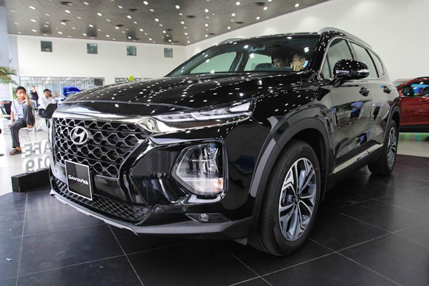 Hyundai SantaFe 2019 4