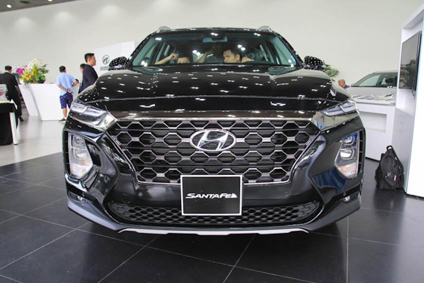 Hyundai SantaFe 2019 5