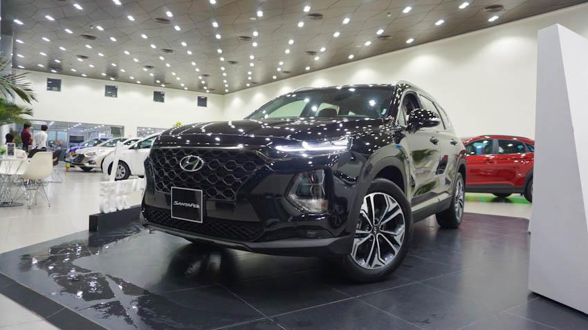 Hyundai SantaFe 2019 1