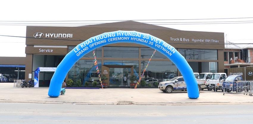 Hyundai Thành Công Thương mại liên tiếp khai trương đại lý mới 3