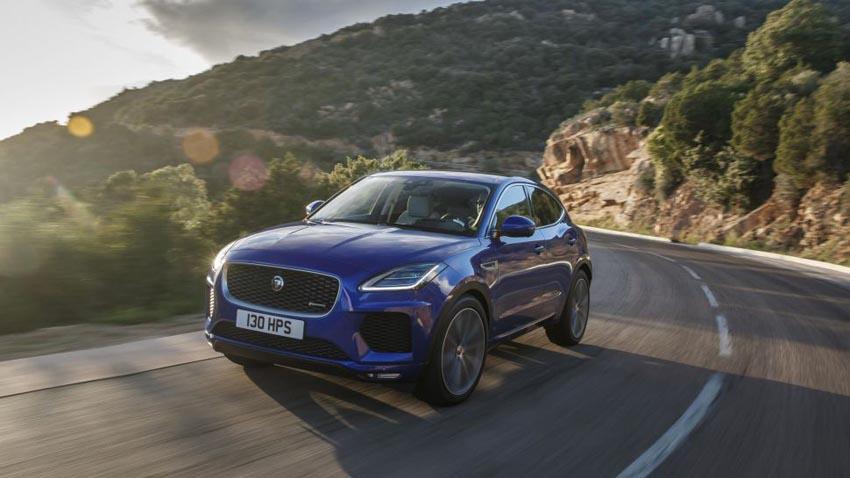 Jaguar Land Rover nghiên cứu công nghệ chống say xe 1