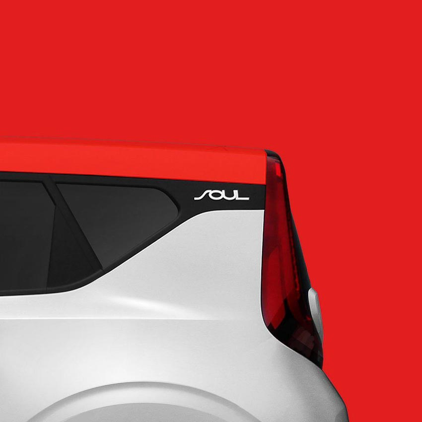 Kia Soul 2019 thế hệ mới sắp ra mắt 2