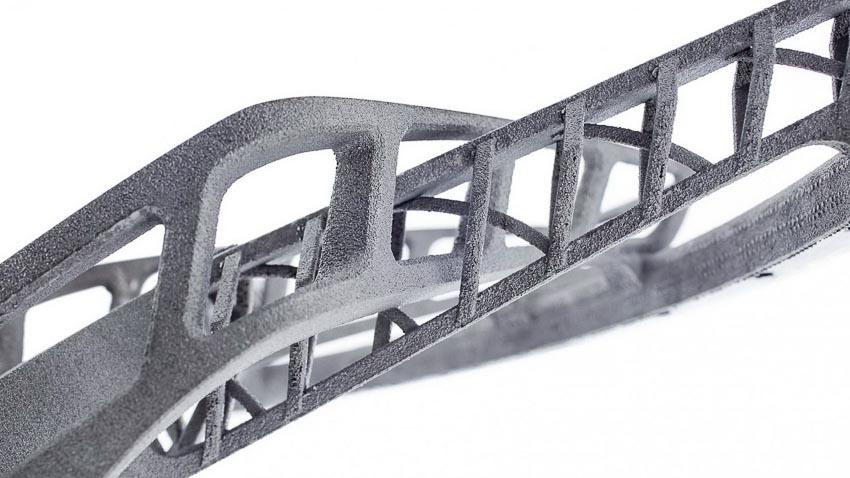 La-zăng titan đầu tiên trên thế giới sản xuất bằng công nghệ in 3D 1