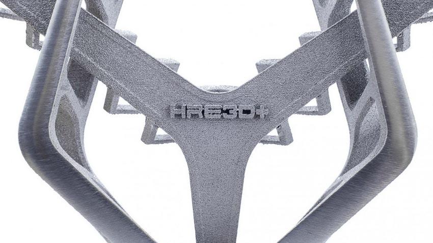 La-zăng titan đầu tiên trên thế giới sản xuất bằng công nghệ in 3D 3