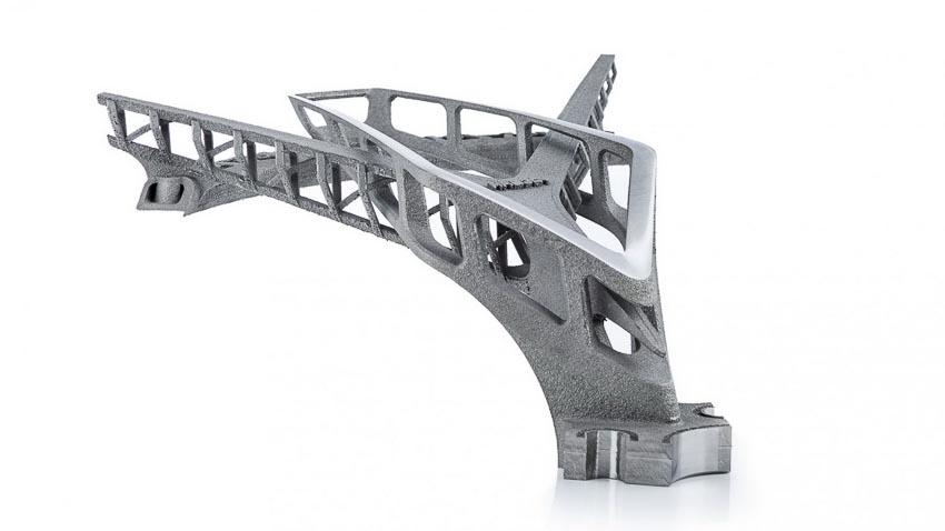 La-zăng titan đầu tiên trên thế giới sản xuất bằng công nghệ in 3D 5