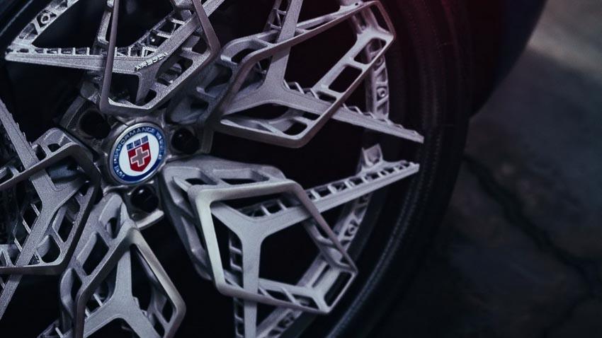 La-zăng titan đầu tiên trên thế giới sản xuất bằng công nghệ in 3D 9