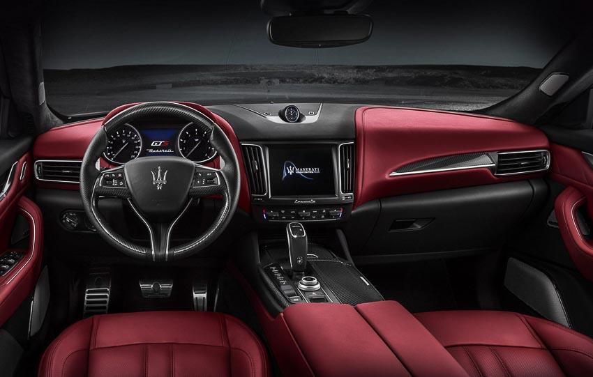 Maserati Levante GTS bản 550 mã lực 3