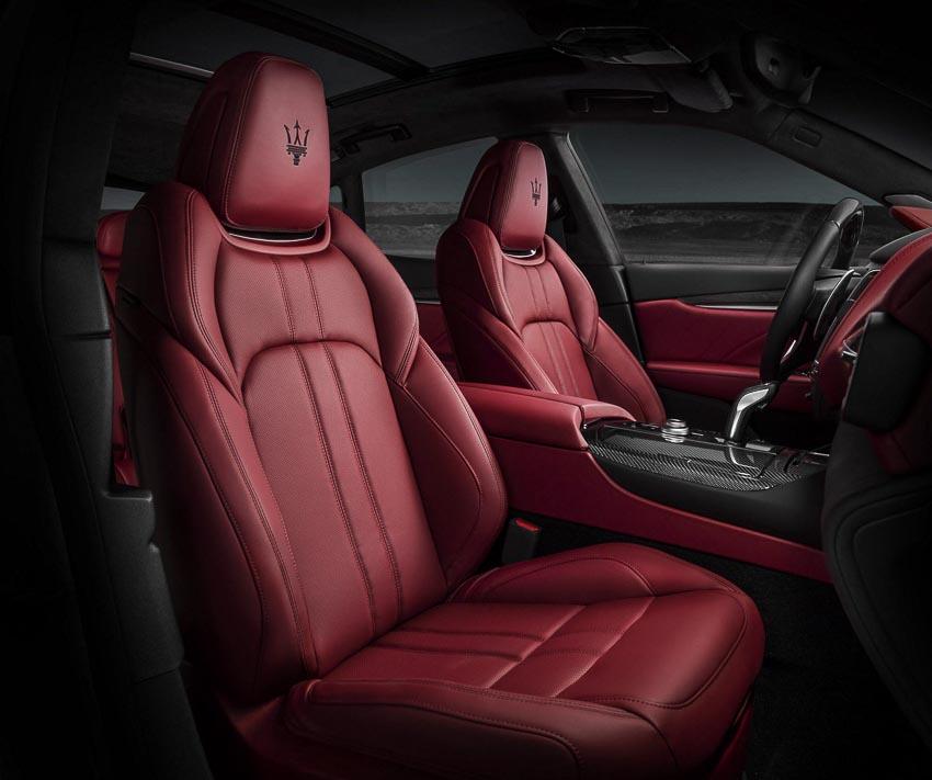 Maserati Levante GTS bản 550 mã lực 4
