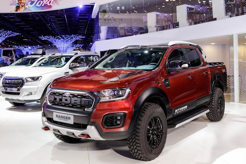 Ford Ranger Storm Concept 1