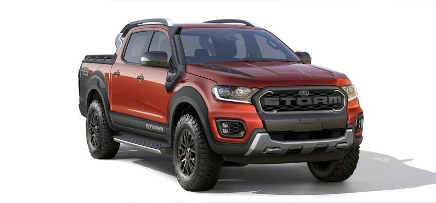 Ford Ranger Storm Concept 6