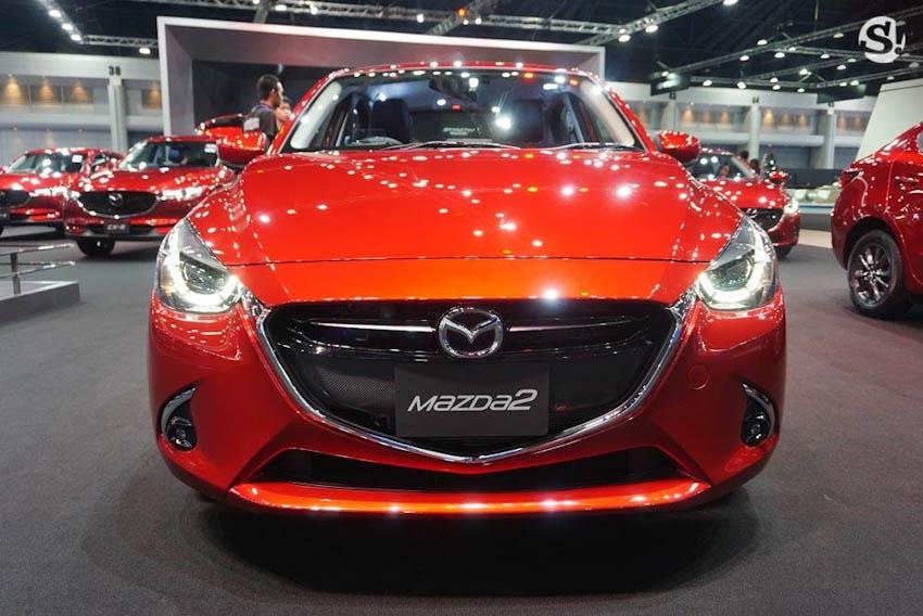 Đầu xe Mazda2 2018