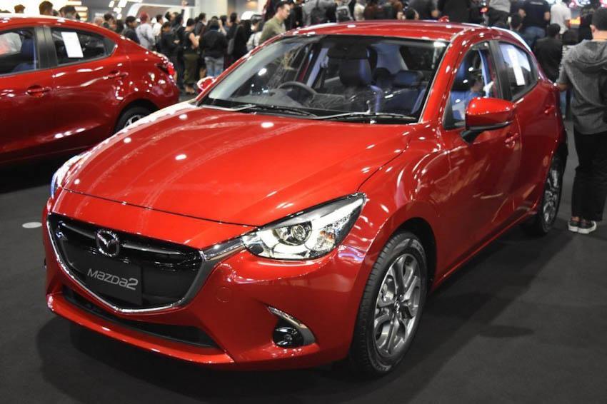 Mazda2 2018 1
