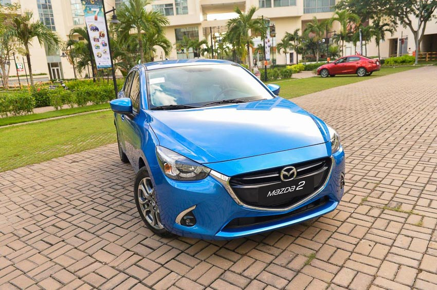 Mazda2 2018 4
