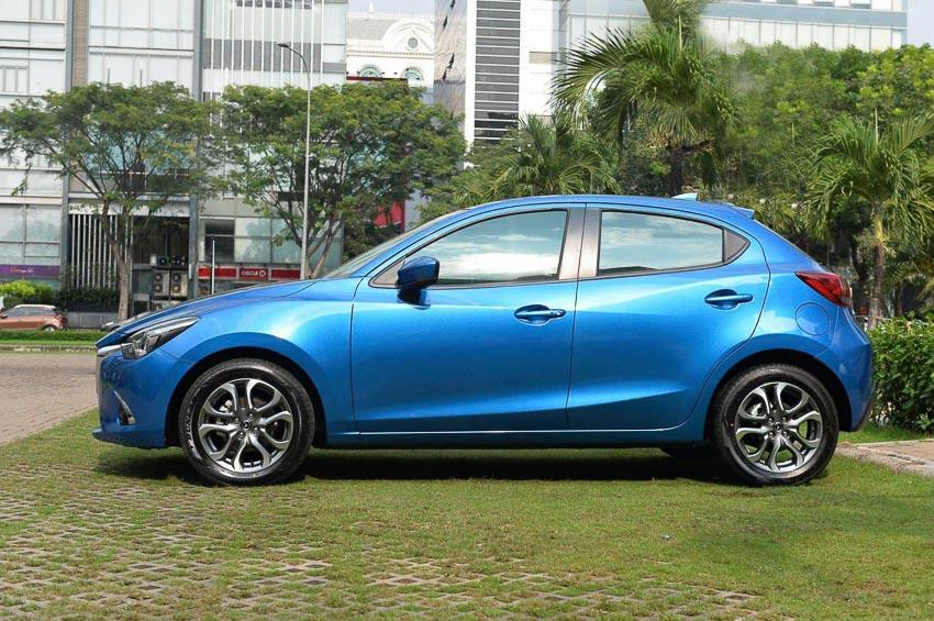Mazda2 2018 5