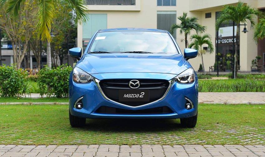 Mazda2 2018 6