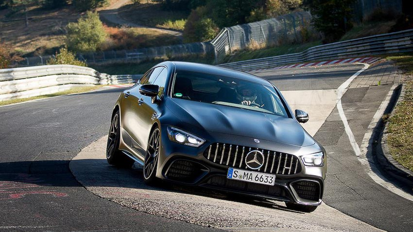 Mercedes-AMG GT 63 S 4MATIC+ 1