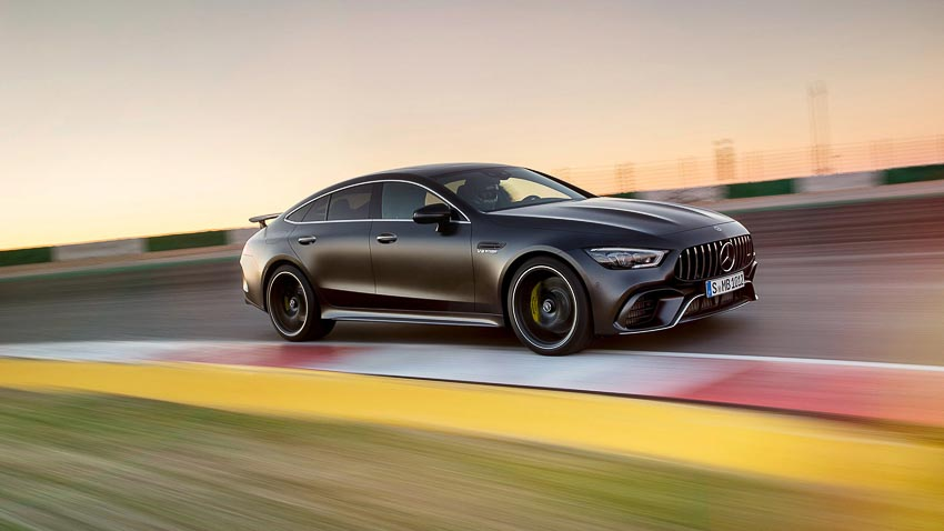 Mercedes-AMG GT 63 S 4MATIC+ 3