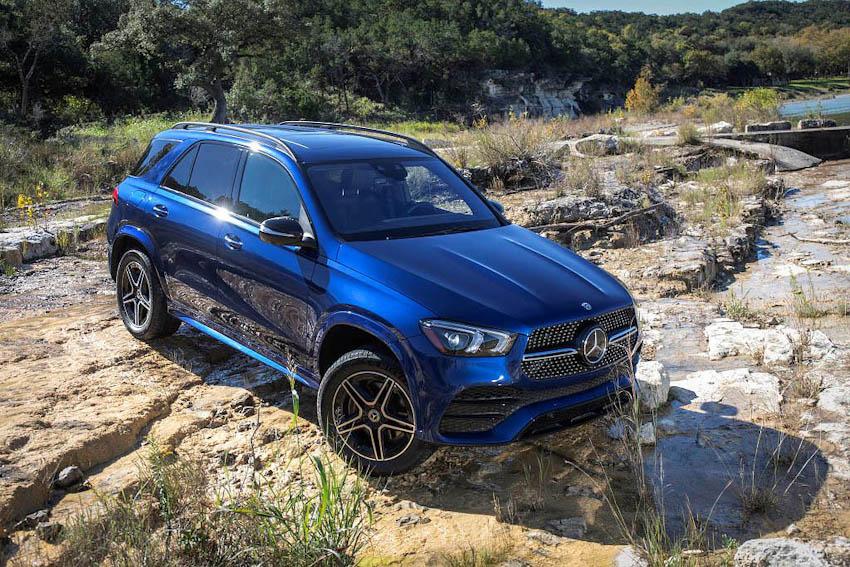 Mercedes-Benz GLE 2019 11