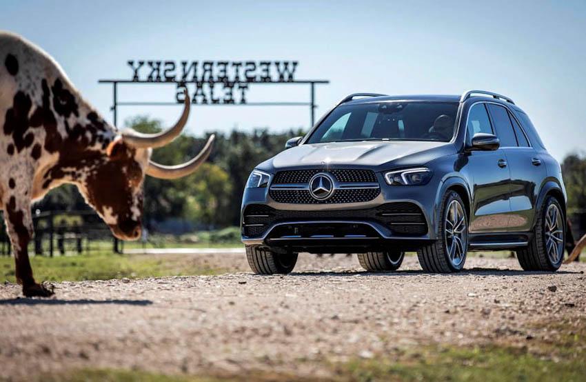 Mercedes-Benz GLE 2019 14