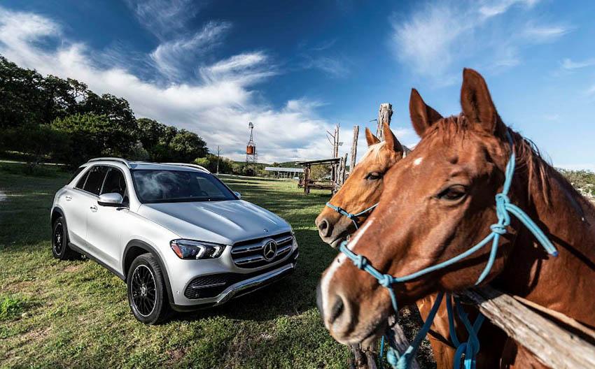 Mercedes-Benz GLE 2019 16