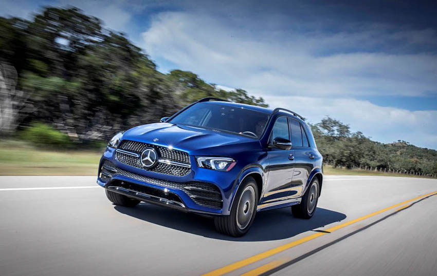 Mercedes-Benz GLE 2019 21