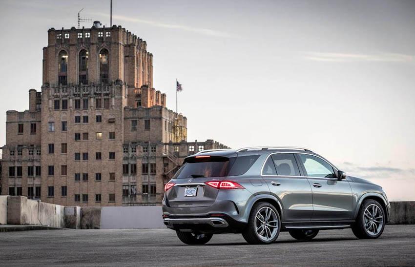 Mercedes-Benz GLE 2019 25