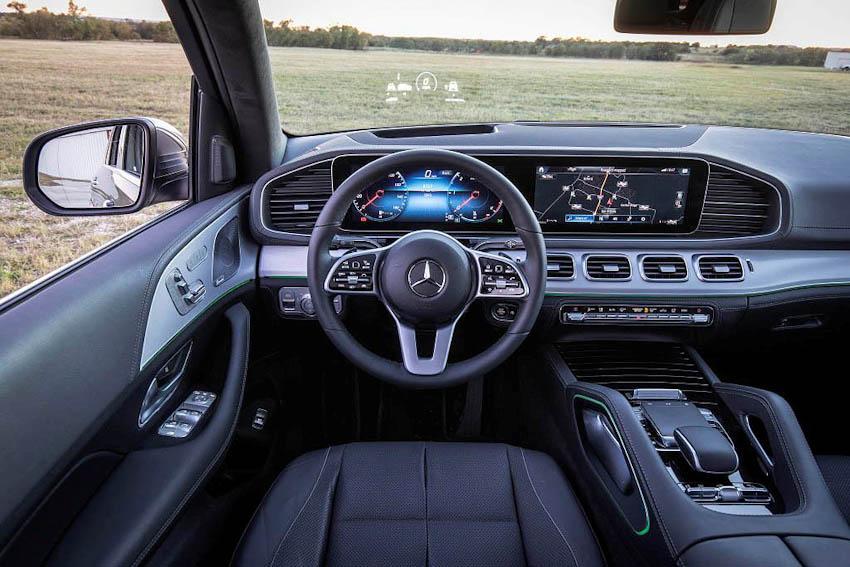 Mercedes-Benz GLE 2019 27