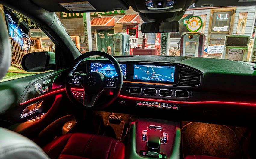 Mercedes-Benz GLE 2019 28