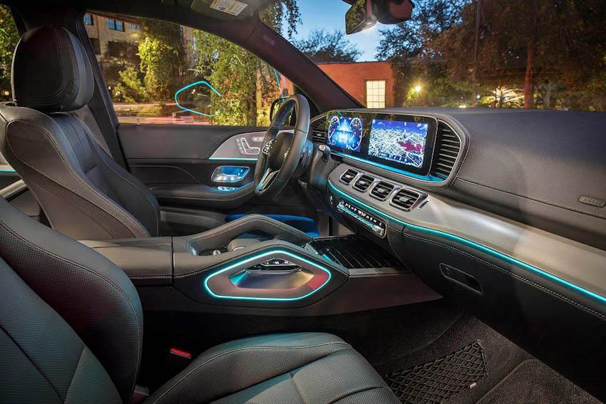 Mercedes-Benz GLE 2019 29