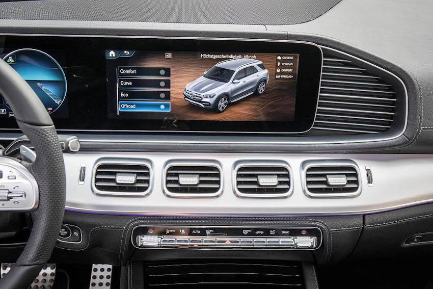 Mercedes-Benz GLE 2019 30