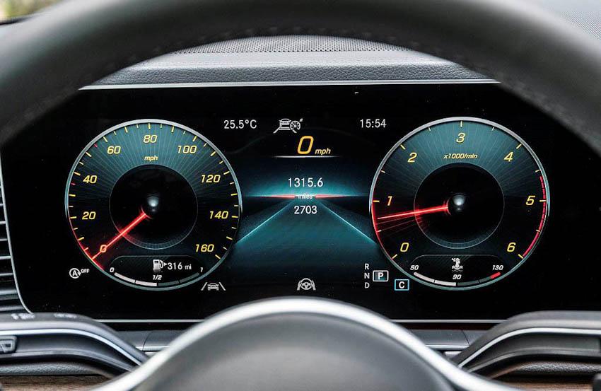 Mercedes-Benz GLE 2019 31